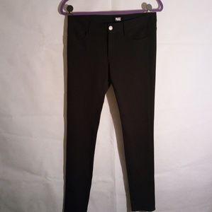 Paige Dark Green Skinny Jeans